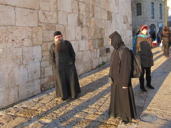Old City of Jerusalem: Open to all religions