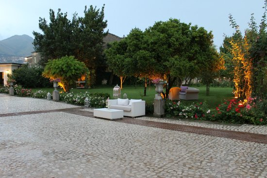 Relais Tenuta San Domenico : verde