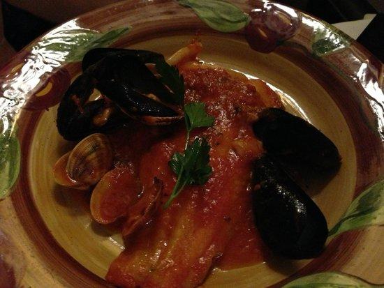 Trattoria Don Ciccio: secondo ai frutti di mare