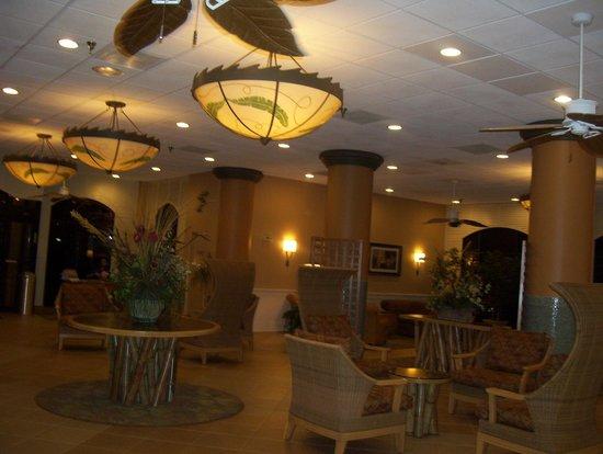 Best Western Orlando Gateway Hotel : lobby