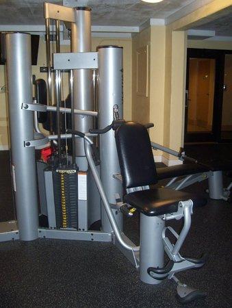 Best Western Orlando Gateway Hotel : gym 1