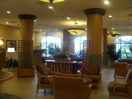 Best Western Orlando Gateway Hotel: lobby