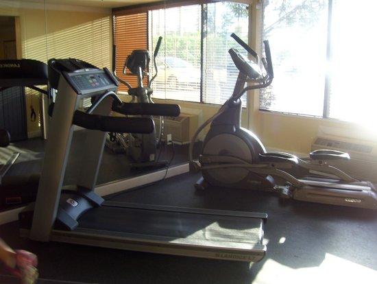 Best Western Orlando Gateway Hotel: gym2