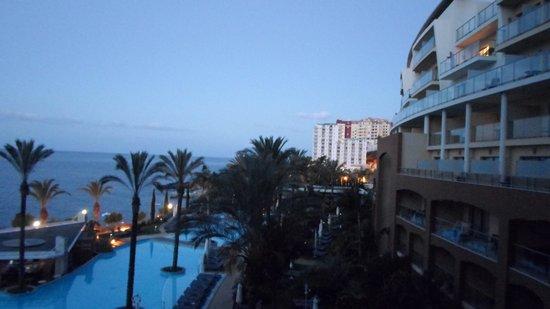 Pestana Promenade Ocean Resort Hotel: Balcony view