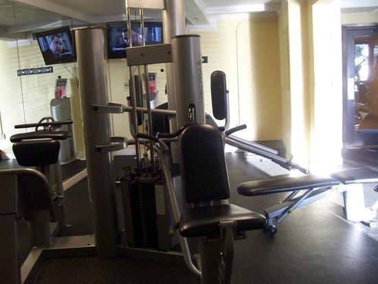 Best Western Orlando Gateway Hotel: gym3