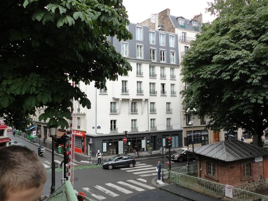 Le Citizen Hotel : View of the Hotel