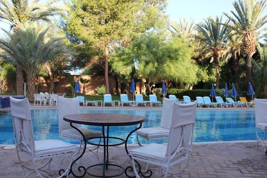 Hotel Ouarzazate Le Riad : pool