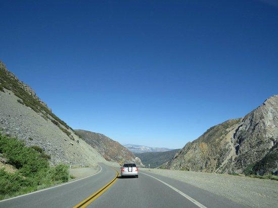 Tioga Pass: ESTRADA