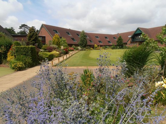 Ufford park woodbridge hotel golf spa suffolk hotel - Suffolk hotels with swimming pool ...
