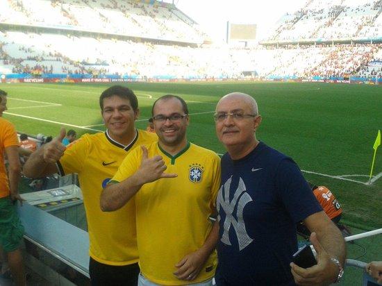 Corinthians Arena: Depois do jogo