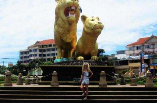 Golden Lion : Львы