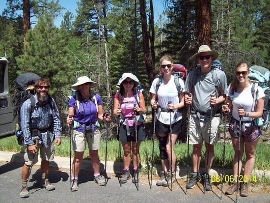 Four Season Guides - Day Hikes: North Rim. Ready to go!