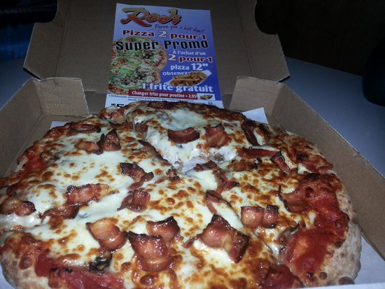 Pizza Rodi 2 Pour 1 : Small Quebecois