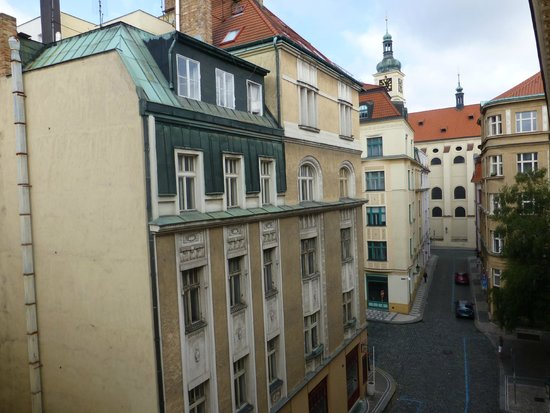 Barcelo Old Town Praha: View from our window
