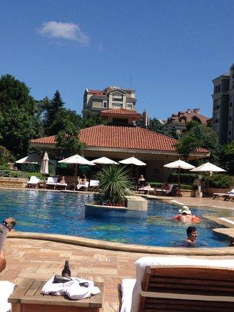 Grand Hyatt Istanbul: Nice pool area