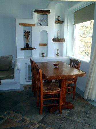 Mykonos Star : Room decor