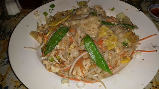 Flavours Restaurant: Beautuful Pad Thai