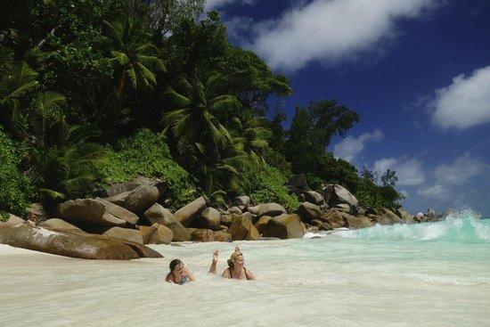 Anse Georgette: Plaża