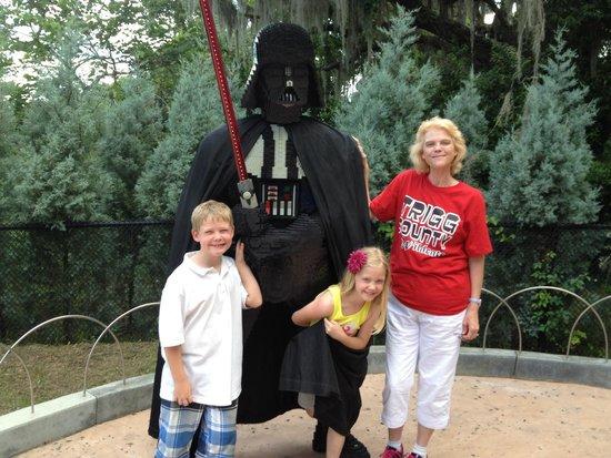 LEGOLAND Florida Resort: I am a Star Wars fan!