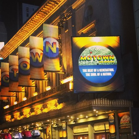 Motown The Musical on Broadway: Motown!!