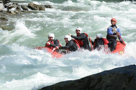 La Rafting Company: rafting