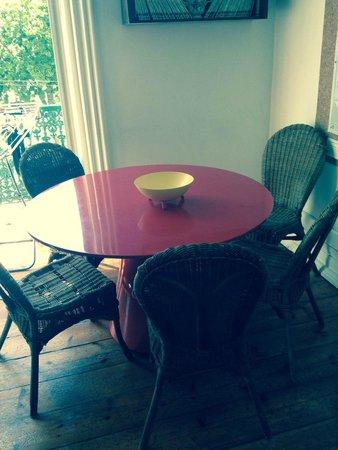 The Independente Hostel & Suites: Pormenor da cozinha