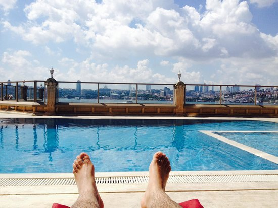 Sozbir Royal Residence Hotel: In swim pool