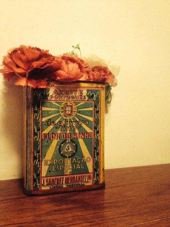 The Independente Hostel & Suites: Pormenor da decoração