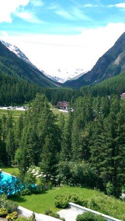 Grand Hotel Kronenhof: Val Roseg