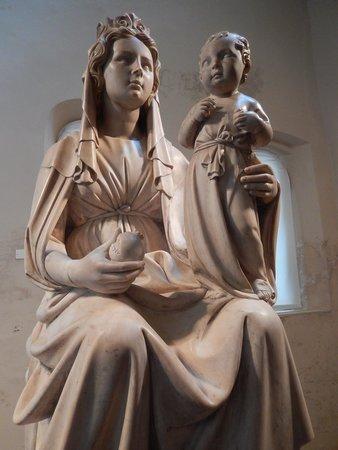 Museo della Cattedrale : museo cattedrale fe- madonna della melagrana