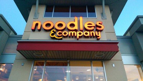 Noodles Company Grand Rapids 5070 28th St Se Ste A Restaurant