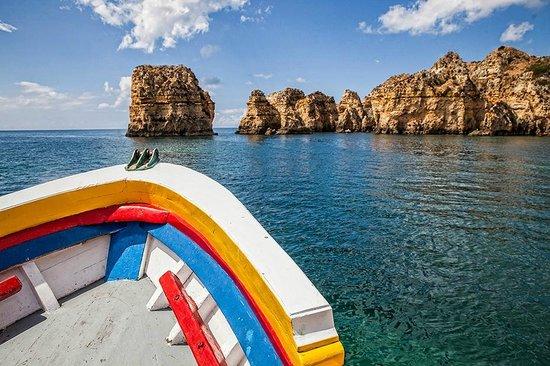 Lagosmar Hotel: Must do: Boat ride around the Algaves