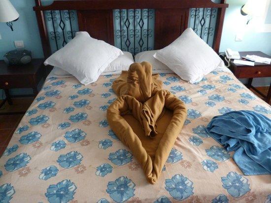 Memories Paraiso Beach Resort: Maid services