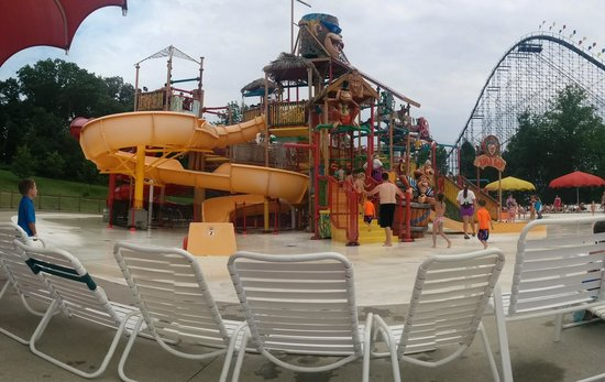 Holiday World & Splashin' Safari: kima bay