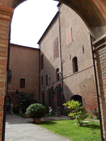 Museo del Risorgimento e della Resistenza: museo risorgimento&resistenza fe - accesso da c.so ercole I
