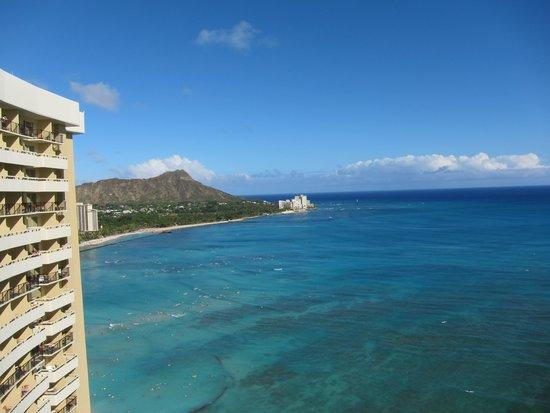 Sheraton Waikiki : ザ・ハワイの景色