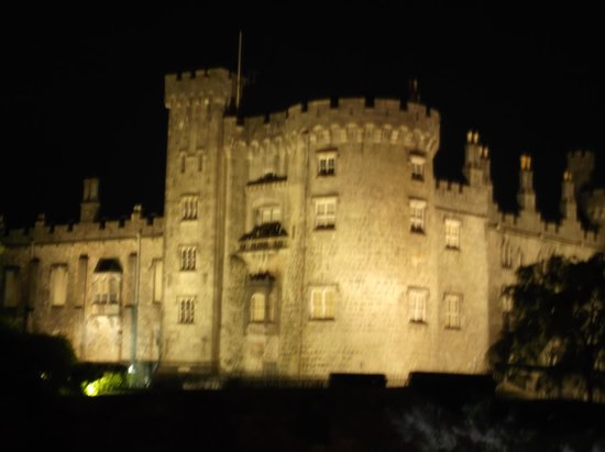 Kilkenny River Court Hotel: Castle view from room