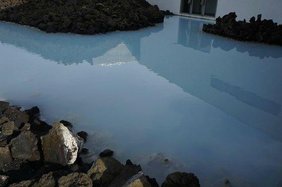 Blue Lagoon: Beautiful.