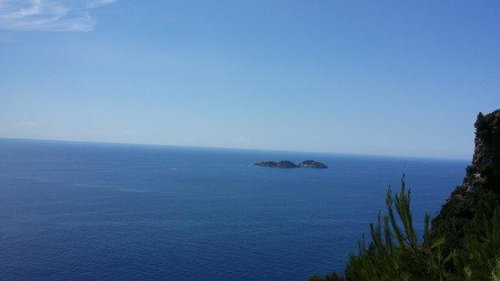 La Casa di Peppe Guest House & Villa : Amazing view