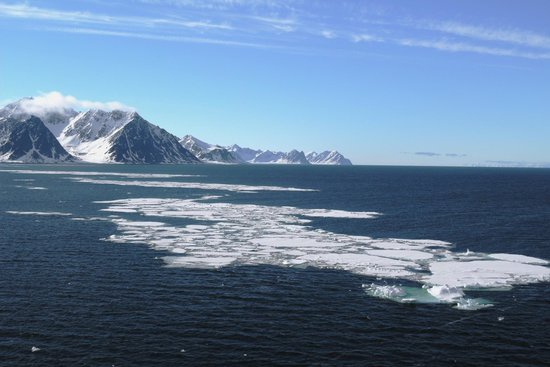 Spitsbergen, Norwegen: Magdalenefjord