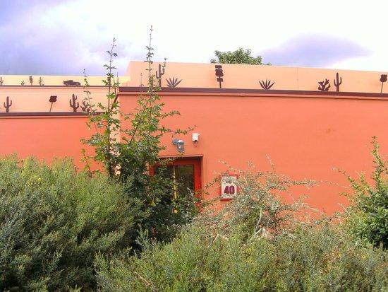 Disney's Hotel Santa Fe: Hotel area