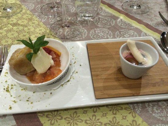 La Marande : Dessert