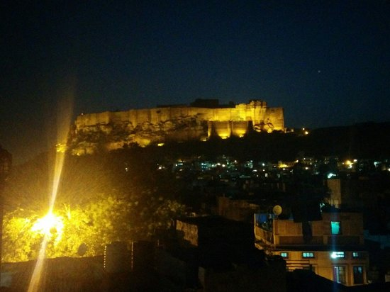 Baba Haveli Guesthouse : Views