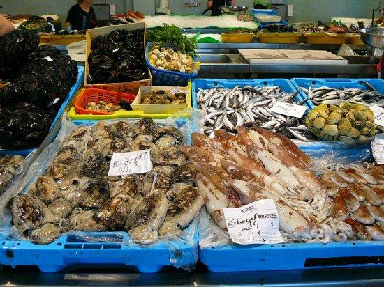 The fish market picture of museu de la pesca palamos for La fish market