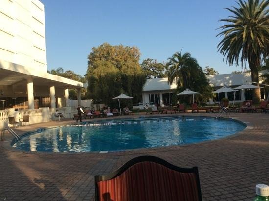 InterContinental Lusaka : A lovely place