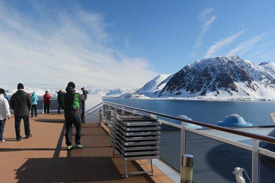 Magdalenefjord Svalbard: Magdalenefjord
