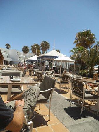 ClubHotel Riu Paraiso Lanzarote Resort: Terrace
