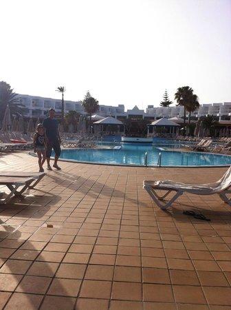 ClubHotel Riu Paraiso Lanzarote Resort: Pool