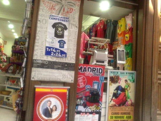 Caprichos de Madrid