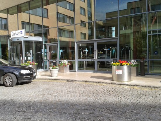 Radisson Blu Hotel & Spa, Galway: good central galway hotel